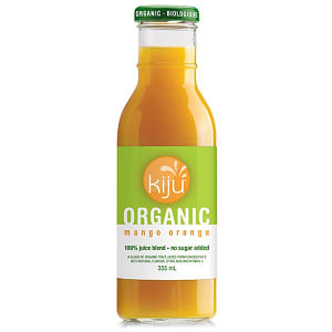 Organic Mango Orange Juice- Code#: DR3442