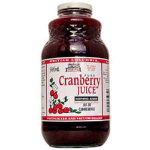 Cranberry Apple Juice- Code#: DR3700