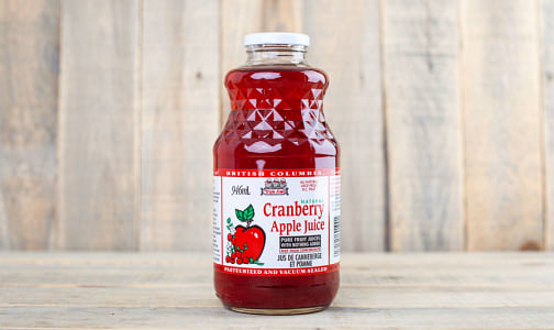 Cranberry Apple Juice- Code#: DR374