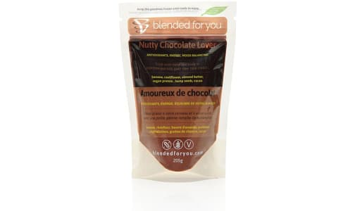 Nutty Chocolate Lover (Frozen)- Code#: DR3829