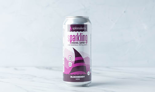 Blackberry Sparkling Mineral Water- Code#: DR3848