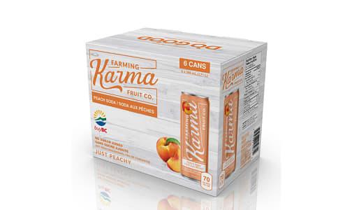 Peach Soda- Code#: DR3854