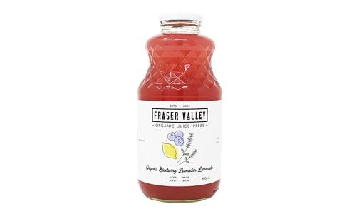 Organic Blueberry Lavender Lemonade- Code#: DR3875
