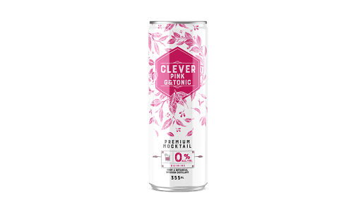 Non-Alcoholic Pink Gin & Tonic- Code#: DR3878