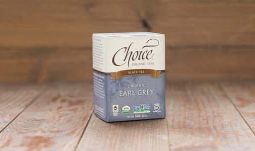 Organic Earl Grey- Code#: DR3892