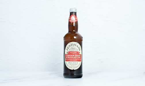 Ginger Beer with Lime- Code#: DR3897