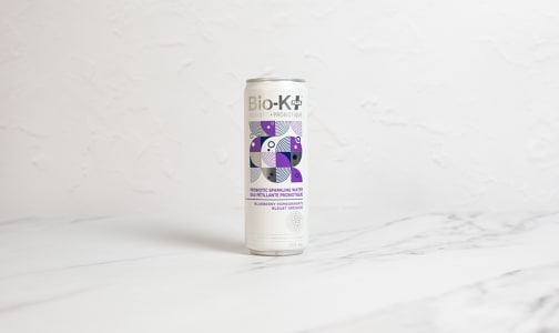 Probiotic Sparkling Water - Blueberry Pomegranate- Code#: DR4037