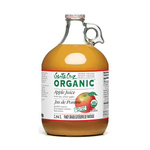 Organic Apple Juice- Code#: DR416