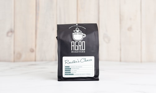 Organic Roaster's Choice Coffee- Code#: DR5150