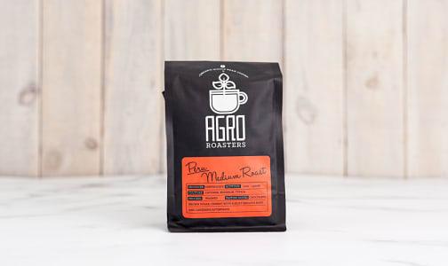 Peru Medium Roast Coffee- Code#: DR5152