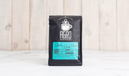 Decaf Dark Peru Coffee- Code#: DR5155