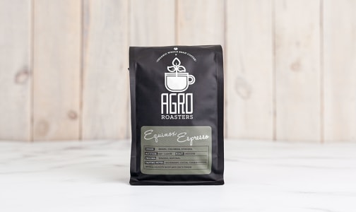 Organic Equinox Espresso- Code#: DR5156