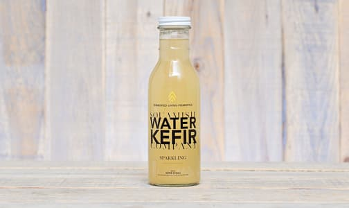 Organic Lemon Ginger Water Kefir- Code#: DR5192