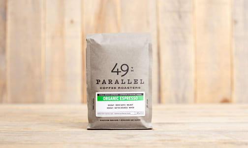 Organic Seasonal Espresso — Single Origin- Code#: DR534