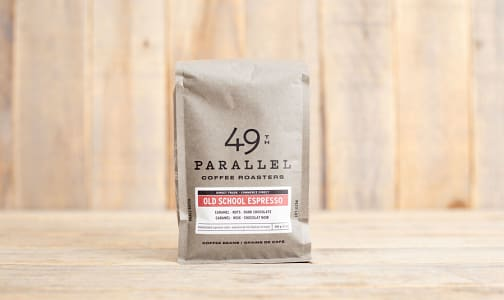 Old School Espresso Beans- Code#: DR539