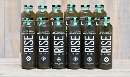 Organic Mint Chlorophyll Kombucha - CASE- Code#: DR569-CS