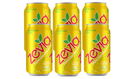Lemon Lime Twist - Zero Calorie- Code#: DR574