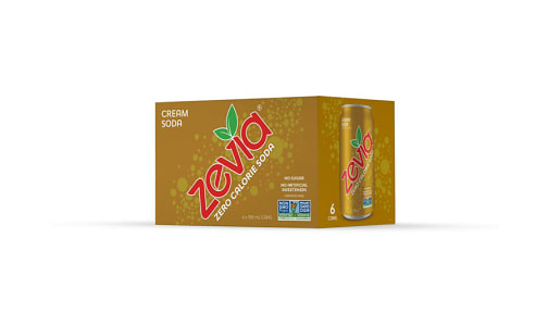 Cream Soda - Zero Calorie- Code#: DR578