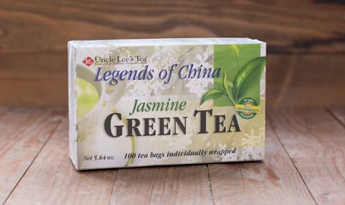Green Jasmine Tea- Code#: DR642