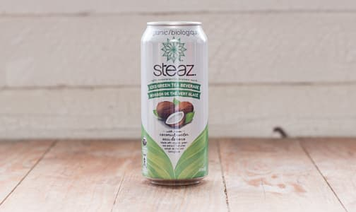 Organic Green Tea with Coconut Water- Code#: DR729