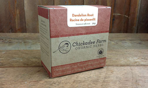 Organic Dandelion Root Tea- Code#: DR8019
