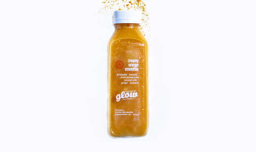 Creamy Orange Smoothie- Code#: DR8070