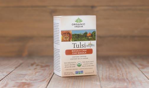 Organic Tulsi Chai Masala Tea- Code#: DR839