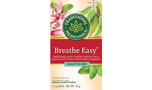 Breathe Easy Tea- Code#: DR922