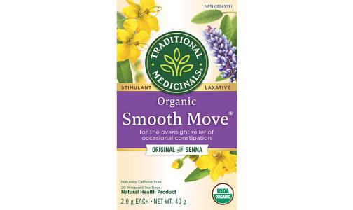 Organic Smooth Move Senna Tea- Code#: DR924