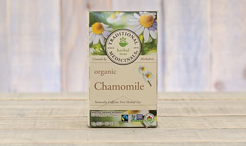 Organic Chamomile Tea- Code#: DR929