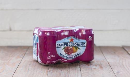 Melograno e Arancia Sparkling Beverage- Code#: DR9321