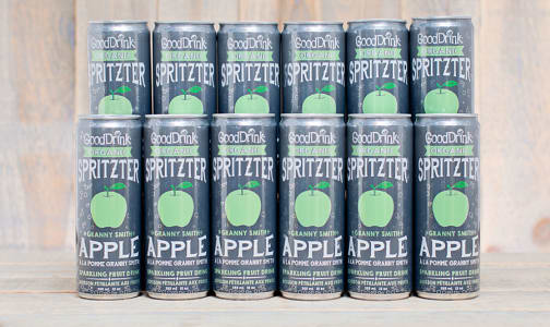 Organic Granny Smith Spritzter - CASE- Code#: DR9470-CS