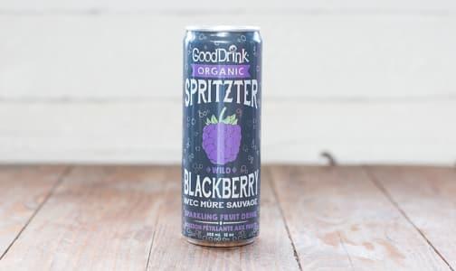 Organic Wild Blackberry Spritzter- Code#: DR9473