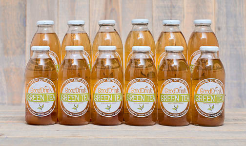 Green Tea with Lemon & Honey - CASE- Code#: DR951-CS