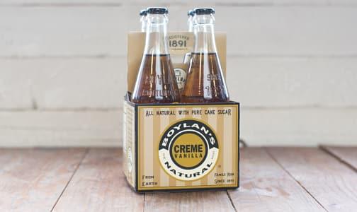 Natural Crème Soda- Code#: DR954