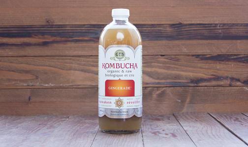 Organic Kombucha - Ginger- Code#: DR9551