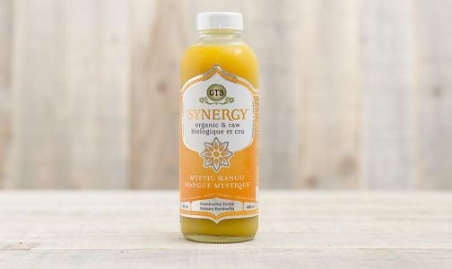 Organic Mystic Mango Kombucha- Code#: DR957