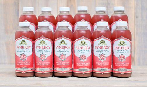Organic Guava Goddess Kombucha - CASE- Code#: DR958-CS