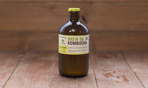 Organic Citrus Hops Kombucha- Code#: DR9601