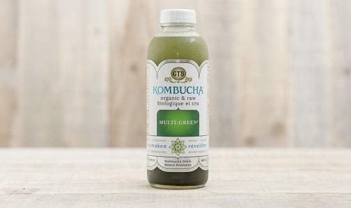 Organic Multigreen Kombucha- Code#: DR961