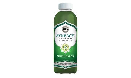 Organic Multi-Green Kombucha- Code#: DR961