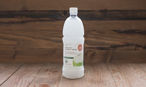 Organic Raw Coconut Water (Frozen)- Code#: DR985