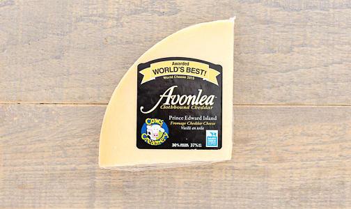 Avonlea Clothbound Cheddar- Code#: DY0009-NV