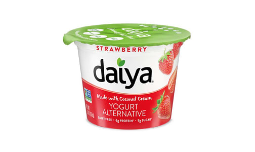 Strawberry Dairy-Free Yogurt- Code#: DY0032