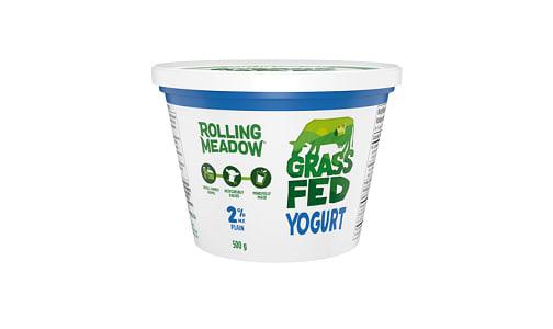 Grass-fed Yogurt 5% - Plain- Code#: DY0044