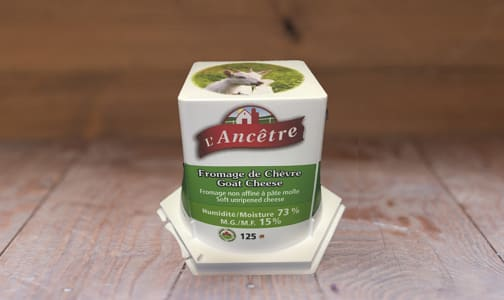 Organic Soft Unripened Spreadable Goat Cheese- Code#: DY0045