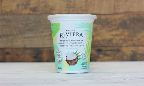 Plain Coconut Yogurt- Code#: DY0105