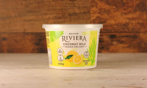 Lemon Coconut Yogurt- Code#: DY0107