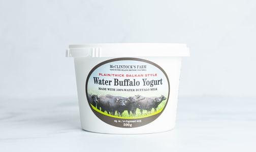 Water Buffalo Yogurt - Plain - Thick Balkan Style- Code#: DY0108