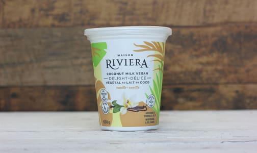 Vanilla Coconut Yogurt- Code#: DY0109